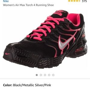 Nike Shoes - Women's Air Max torch 4 Running shoes size 8